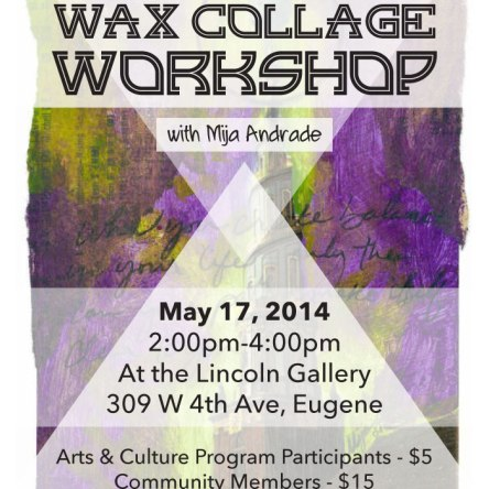 wax workshop
